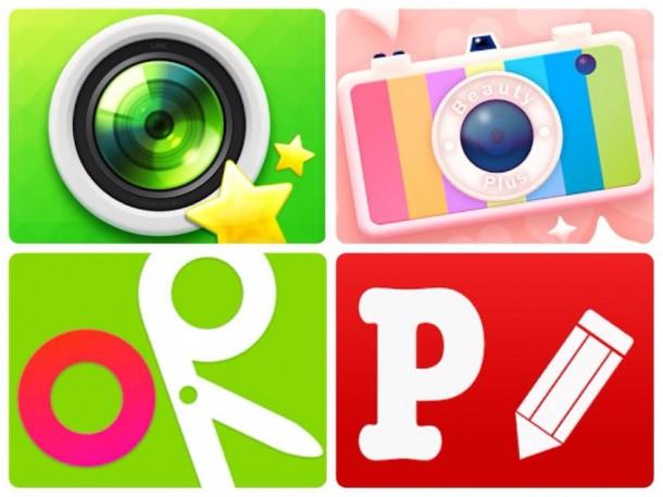 写真やビデオのアプリを開発